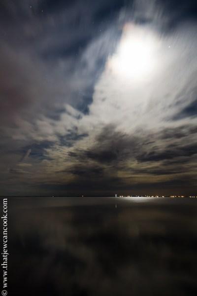 One Word Wednesday: Moonlighting