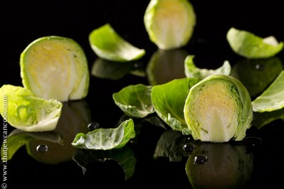Under-appreciated veggie of the week: Brussel Sprouts