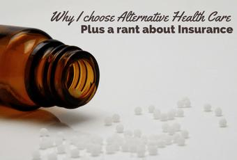 Why I choose Alternative Health Care PLUS a rant