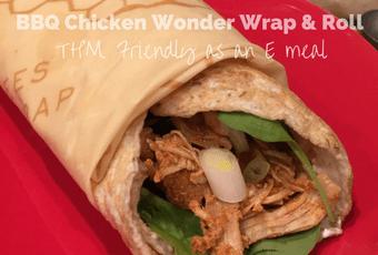 BBQ Chicken Wonder Wrap n Roll – THM Friendly