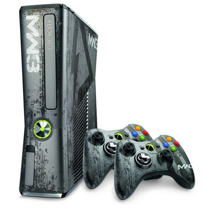 Modern Warfare 3 Xbox 360 with Controllers