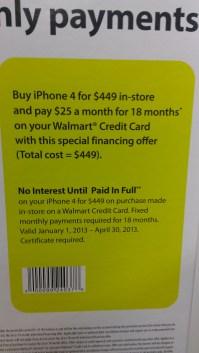 Straight Talk iPhone 4 Financing