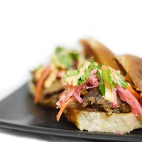 Pork Banh Mi Sliders