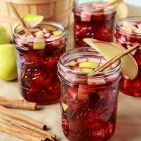 Apple Cinnamon Sangria Recipe