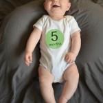 jenson 5 months