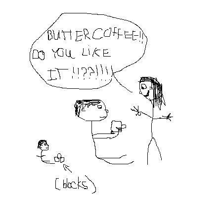 butter coffee bulletproof coffee