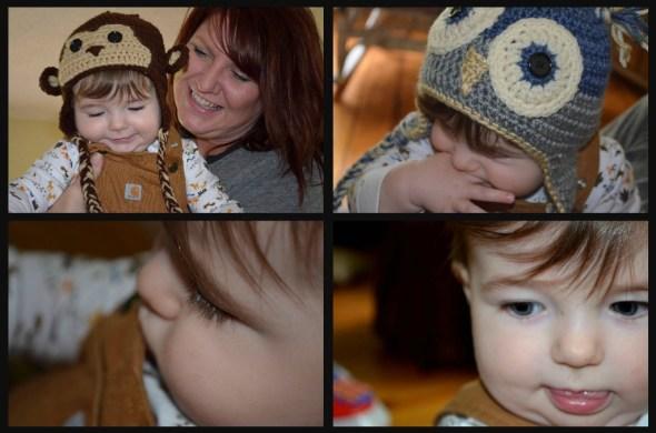 hats and close ups