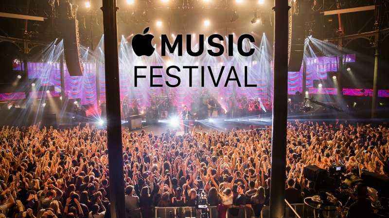 Tom Hatton At Apple Music Festival 2015 in London