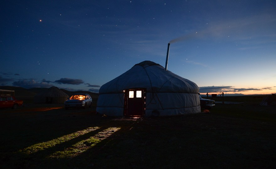 Siberian Nomad Homes: Yurts, Yarangas, and Chums
