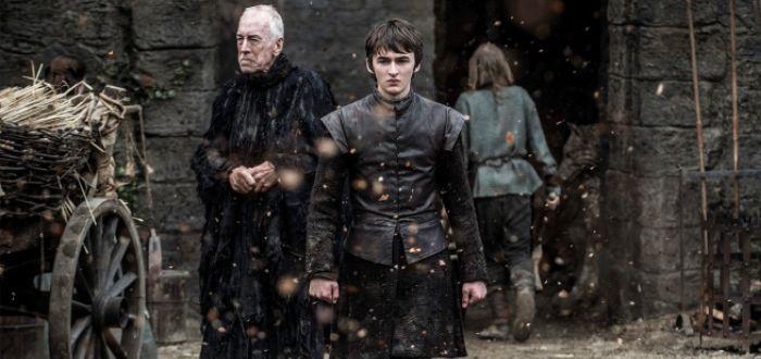 Game Of Thrones S6 Ep5 ' The Door' Review