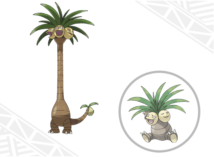 Classic Pokemon Receive New Alolan Forms In Sun & Moon | The Arcade