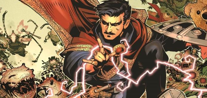 Doctor Strange 101