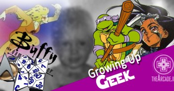 Growing Up Geek