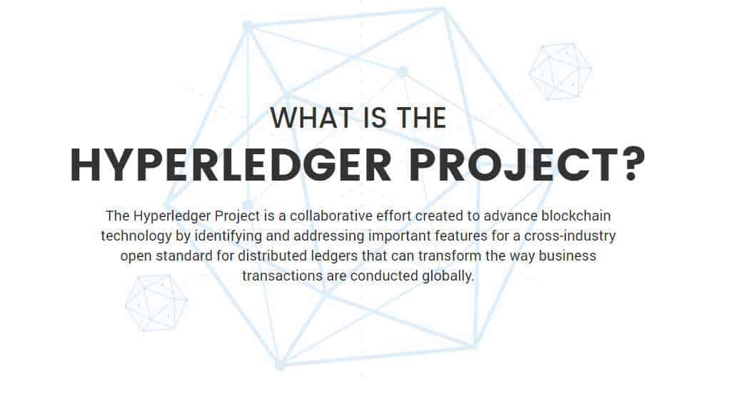Hyperledger Blockchain Project Seeing Massive Growth of 170 Percent in Six Months