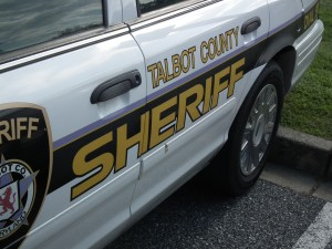 Talbot County Sheriff patrol car