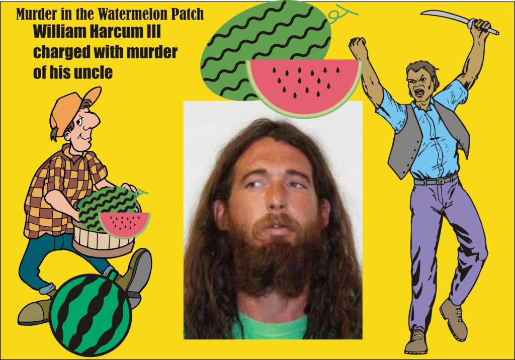 Murder in the Watermelon Patch
