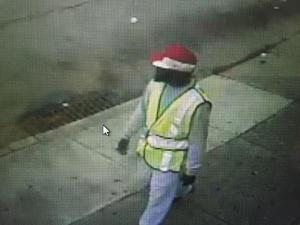 Murder suspect from homicide on N. Gilmor in Baltimore on July 6 2015