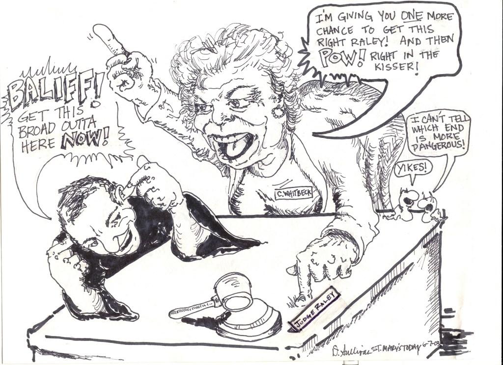 Judge Raley 6-20-2003