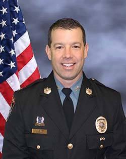 Carroll County Sheriff Jim DeWees