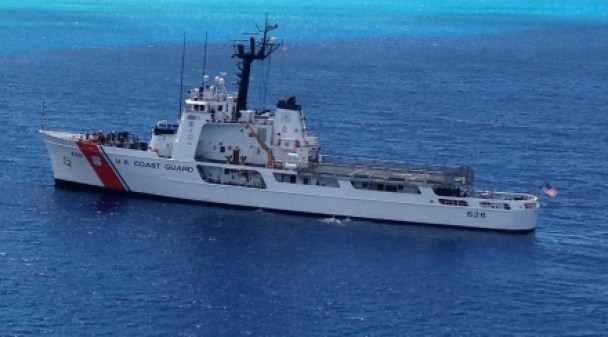 Coast Guard Cutter Dependable joined  various Caribbean nations in grabbing over $10 million in cocaine from boats destined for the US druggie market. Bad news for the Chesapeake region drug users. The price for snorting is going up!