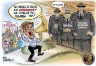 The Outraged want to restrict speech they don't like