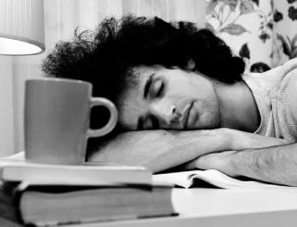 Sleepy Student's Legs Fall Asleep, is Hospitalized