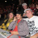 Cole Linzmeyers, Josh Tranby, & the Red Bull crew getting amped
