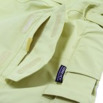Quiksilver Travis Rice Symbol Pant Back Pocket Detail
