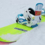 Ride Buckwild Snowboard and Ride Rodeo Bindings