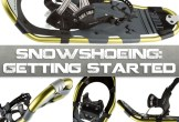 Snowshoeing- The Basics