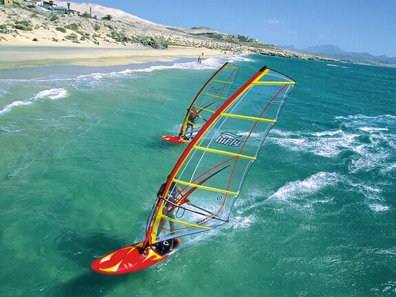 Windsurfing-Photos