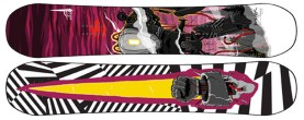 Interior Plain Project Harrow Snowboard