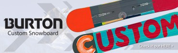 1 - Burton Custom Snowboard Featured