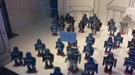 So many robots