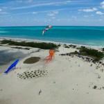 Cancun, Drone, Dji, Isla Blanca, Kite Festival