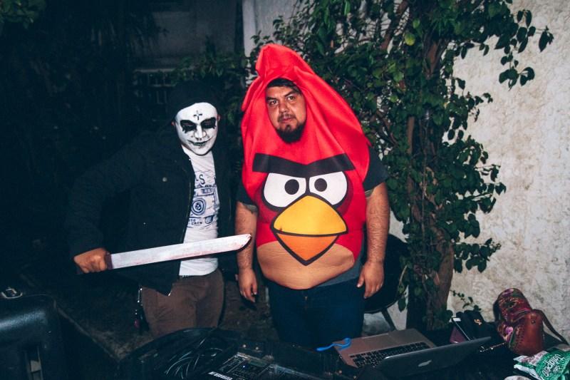 halloween @ Durazno 21