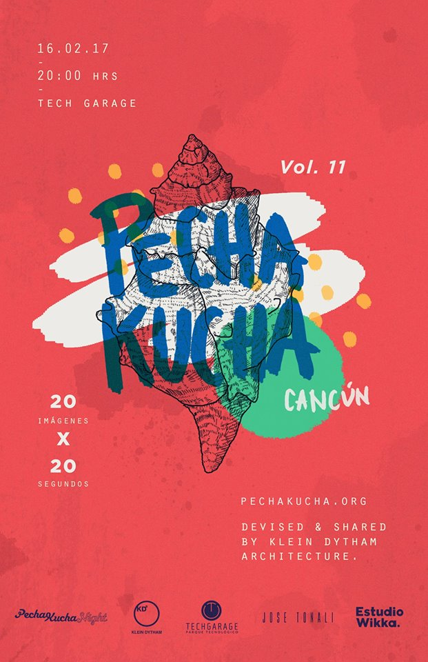 Pecha Kucha Vol.11