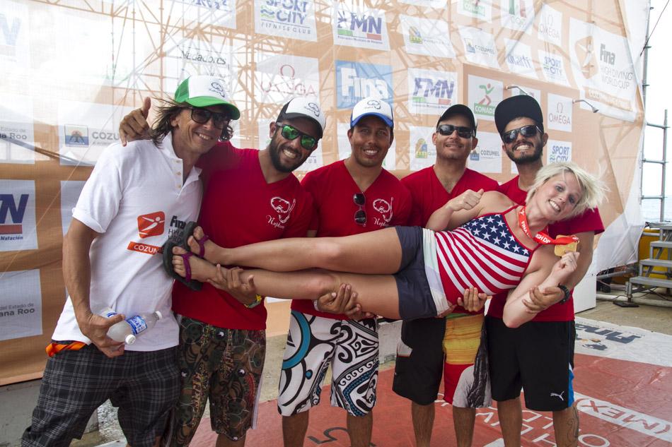 Fina High Diving World Cup Cozumel