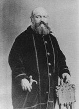 Eliphas Levi vader van de moderne tarot