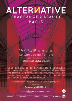 Crédit : Alternative Fragrance & Beauty Paris