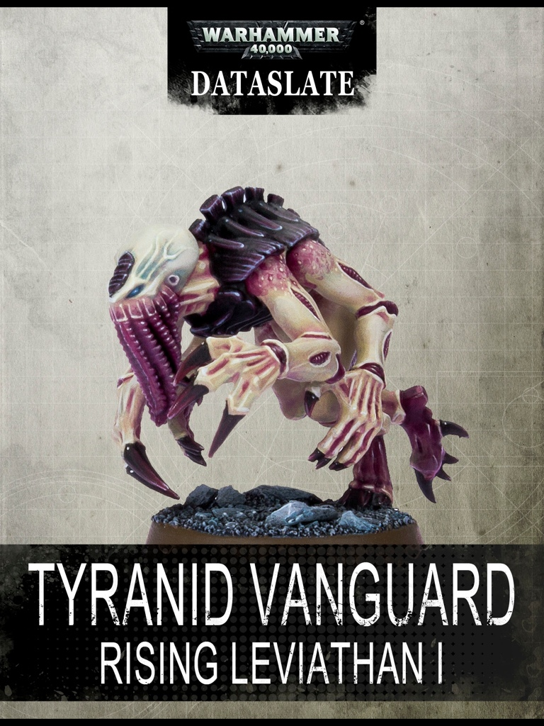 Dataslate: Tyranid Vanguard Rising Leviathan 1 Review