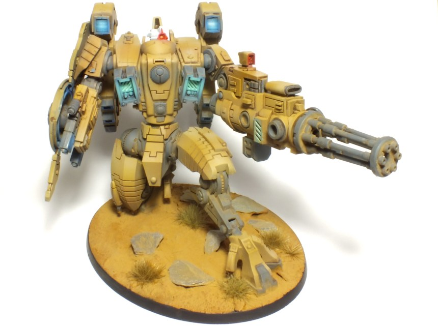 Tau Riptide Showcase