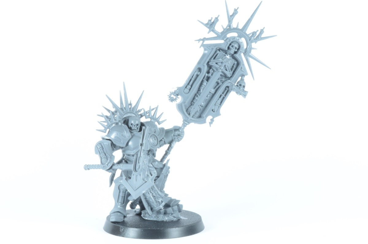 Age of Sigmar Lord Relictor Conversion
