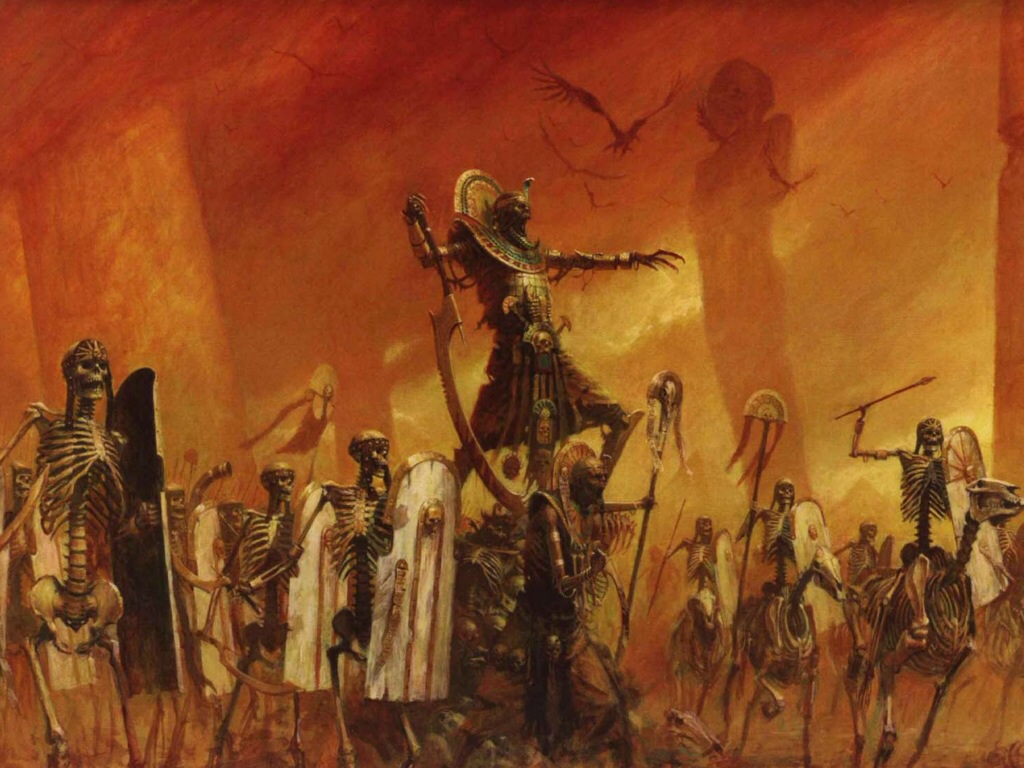 Battle Brothers: Tomb Kings (1)