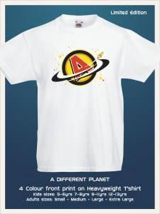 New - We're on a different planet! - £15 (only £10 to Members)