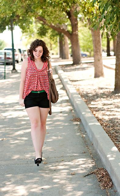 What I wore: Summer has begun