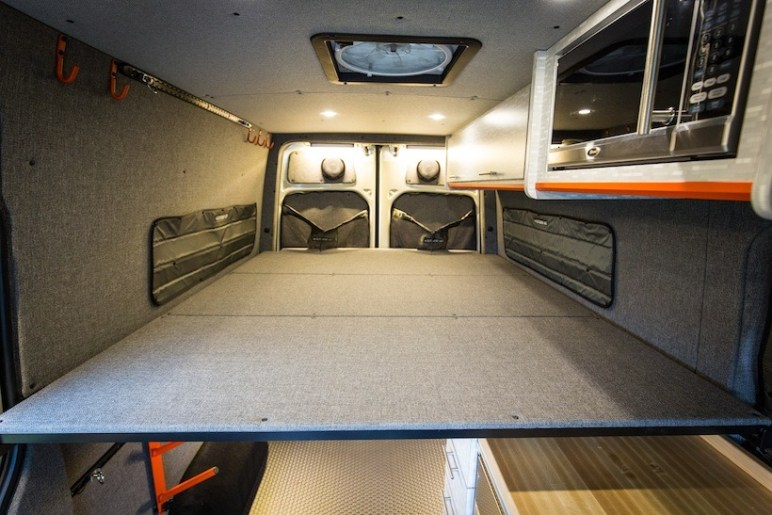 Dodge Promaster Van >> Outside Van Sprinter Conversions - | TAP into Adventure!