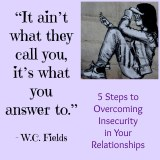 Overcoming Insecurity in Relationships