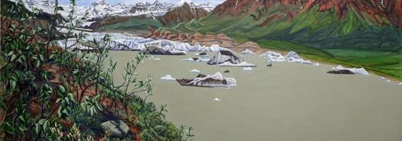 Nizina Lake - Wrangell St. Elias