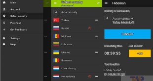 FREE VPN for Android - Hideman VPN for Android